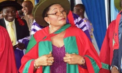UNIBEN gets its second female Vice-Chancellor after 34 years