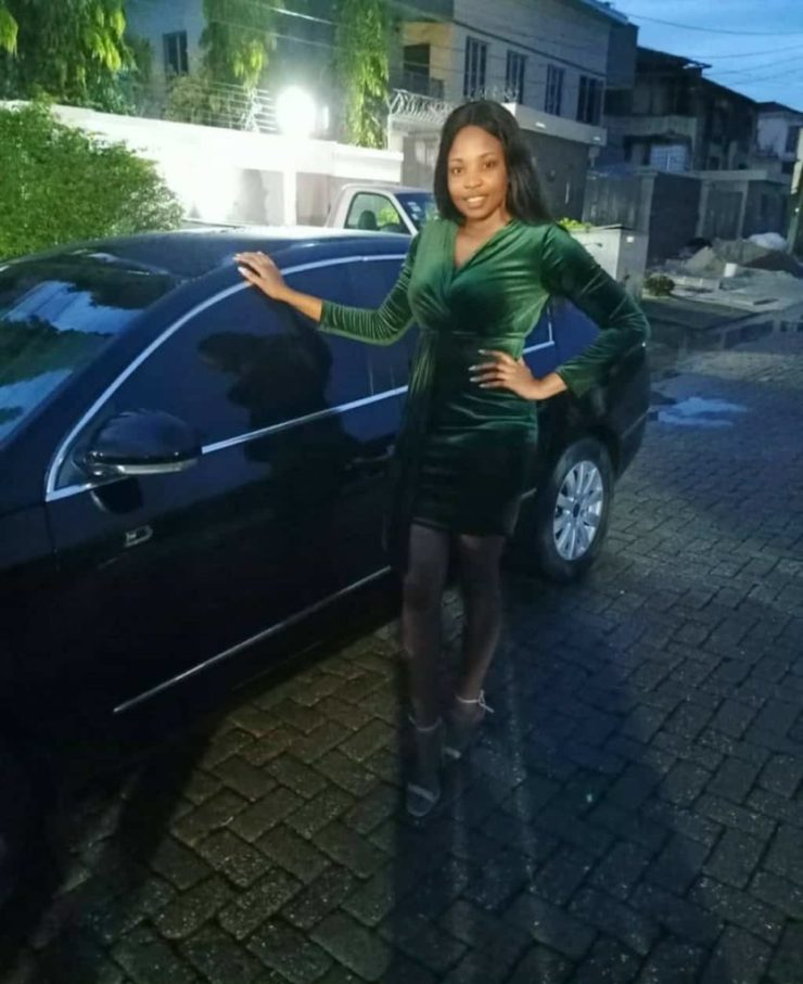 Cindy receives car gift from serial entrepreneur