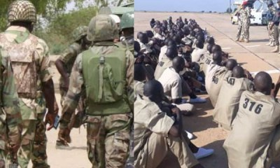 983 suspects arrested over an alleged link to Boko Haram
