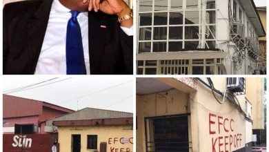 EFCC marks properties of convicted Orji Uzor Kalu