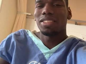Pogba surgery