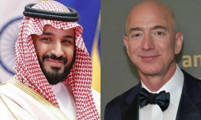 Saudi Prince Bin Salman hacked Washington Post owner Jeff