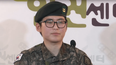South Korea's first transgender soldier