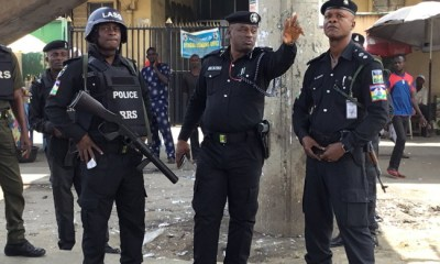 Police arrest suspects as explosion rocks Wike father's church, Police arrest suspects as explosion rocks Wike father's church, Premium News24