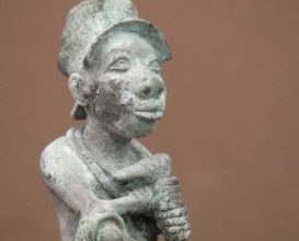 Mexico returns ancient sculpture from Nigeria