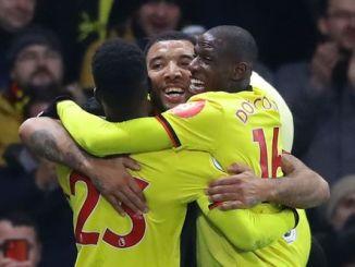 Watford beat Liverpool