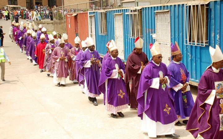Nigeria breakup, Nigeria falling apart – Catholic Bishops warn against looming breakup, Premium News24