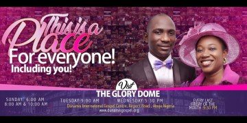 Dunamis Sunday Service 23 May 2021 with Dr. Paul Enenche