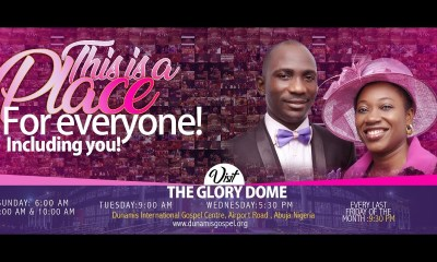 Dunamis Sunday Live Service 31st January 2021 with Dr Paul Enenche