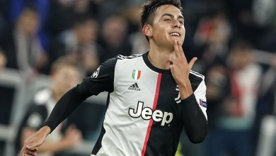 Paulo Dybala 'tests positive for Coronavirus for fourth time