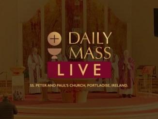 Live Sunday Mass 29 August 2021 St Peter & Paul's Church