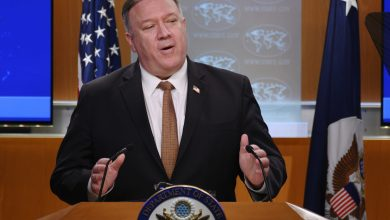 US Election - Mike Pompeo