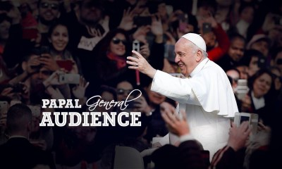 General Audience by Pope Francis 3rd June 2020 at Vatican
