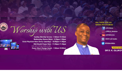 MFM 7th March 2021 Sunday Service with Dr D.K Olukoya