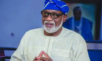 Governor Akeredolu wins Ondo governorship election