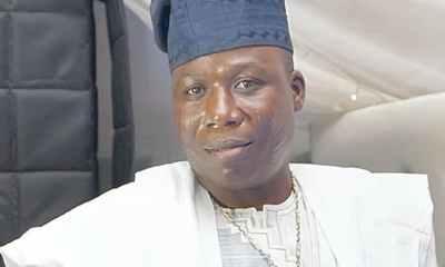 Video: Sunday Igboho mocks Pastor Adeboye after son's death