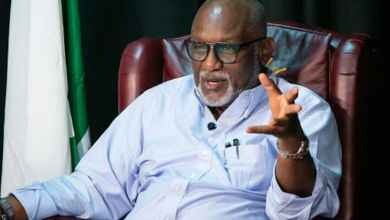 Don't drag me into your secessionist agenda – Akeredolu warns Sunday Igboho