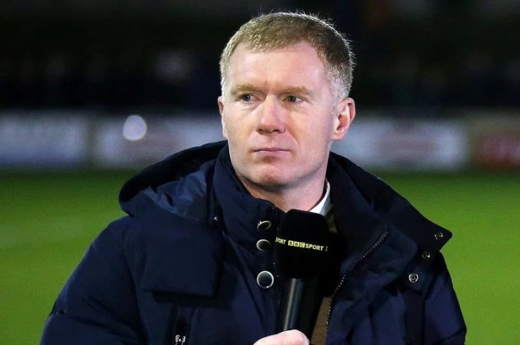 Europa Final: Scholes blames Man United player for defeat to Villarreal