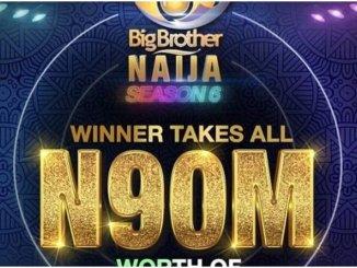 BBNaija Season 6 Prize