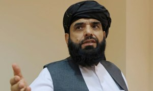 Taliban says U.S. has agreed to provide humanitarian assistance