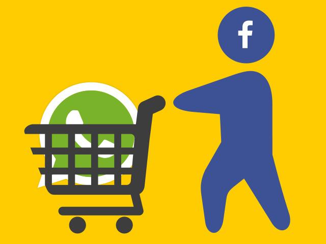 compra facebook-whatsapp