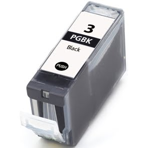 BCI 3E za Canon kompatibilna kartuša (črna)
