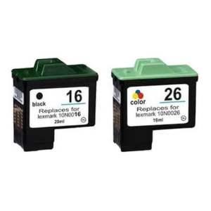16 i 26 za Lexmark komplet tinta