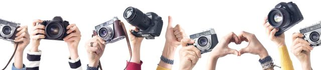 choosing a product photographer