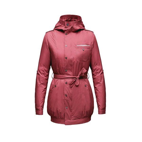 ladies raincoat ghost apparel photography