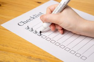 Moving checklist is the most important part of your moving plan