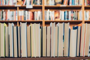 books - donate unwanted items before relocation