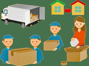 moving company referrals