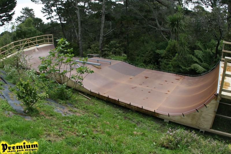 Backyard Skatepark | Premium Skate