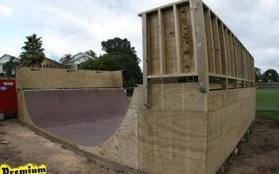 Grey Lynn Mini Ramp