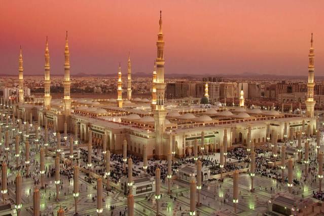 Image result for masjid e nabvi