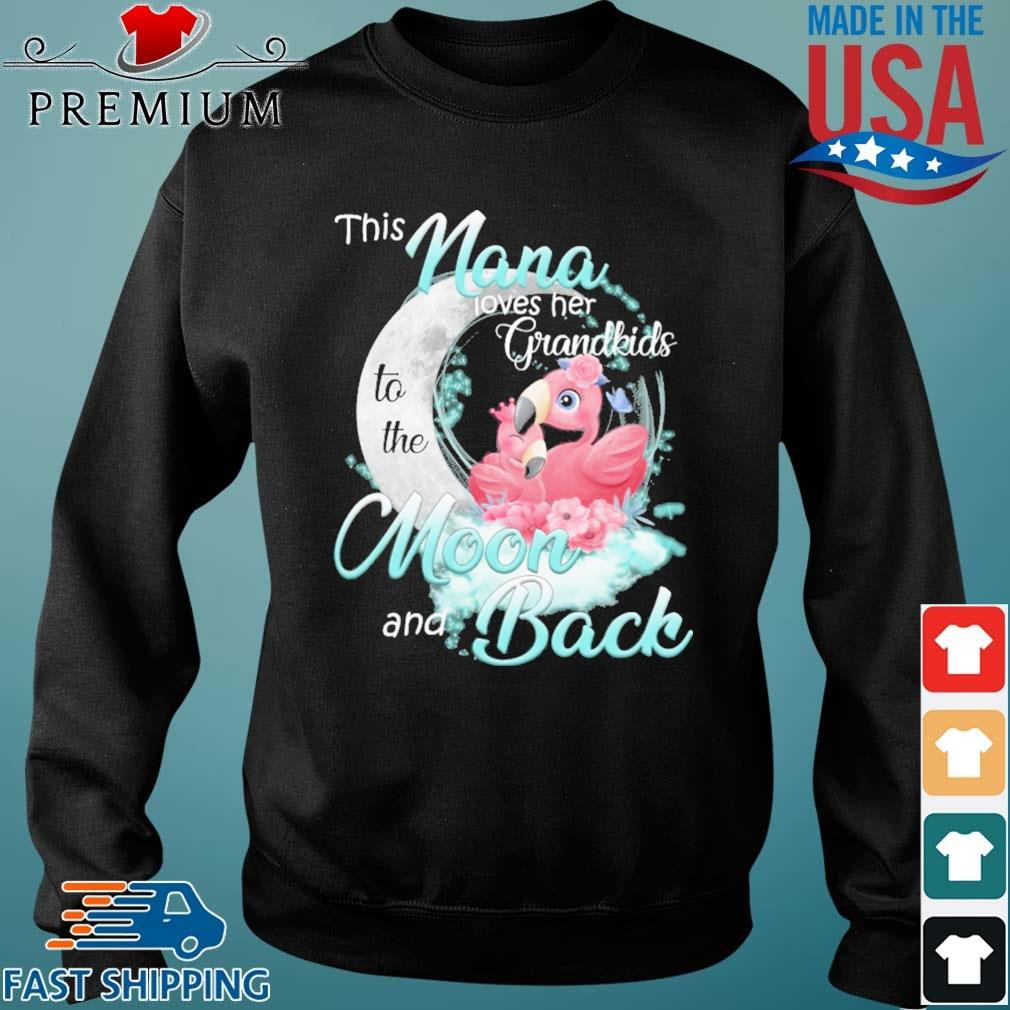 Download Flamingo this nana loves her grandkids to the moon and ...