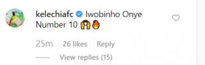 Kelechi Iheanacho praises Everton ace on Instagram with glowing nickname