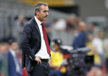 Under-fire Milan boss Giampaolo admits his players suffered from 'pressure'