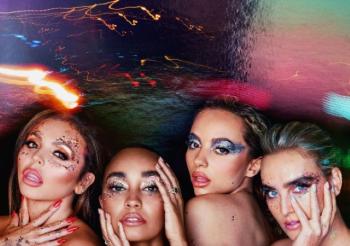 Little Mix Announce New Album 'Confetti'