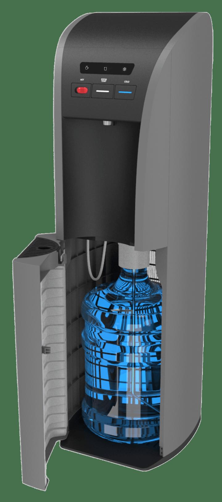 Water Dispenser Bottom Steel Load Stainless
