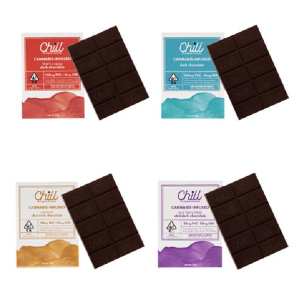 Chill Chocolate Bars