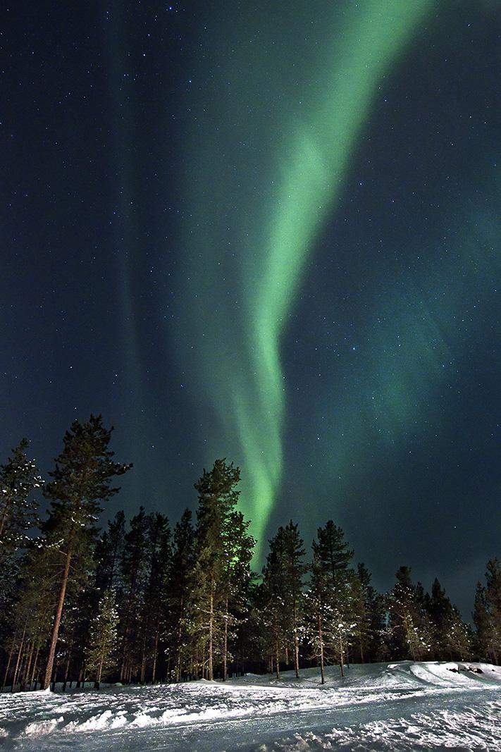 Aurora Borealis Northern Lights Premjith Narayanan