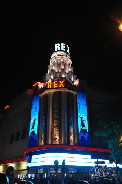 Le Grand Rex de nuit