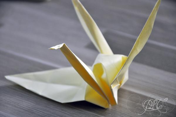 Prendre le temps - Voyageons Ludique - Asie - Grue en origami - Japon - 04