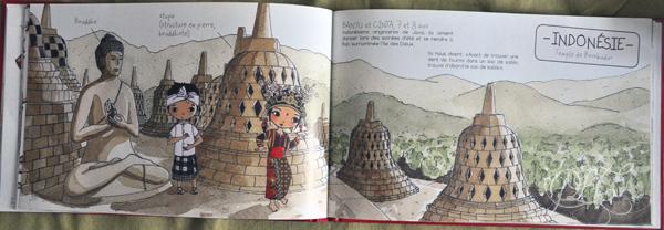 Prendre le temps - Voyageons ludique - Asie - Livres 12