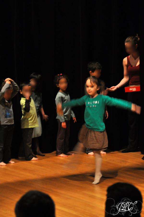 Prendre le temps - Premier spectacle de danse et de musique de Titechérie 14