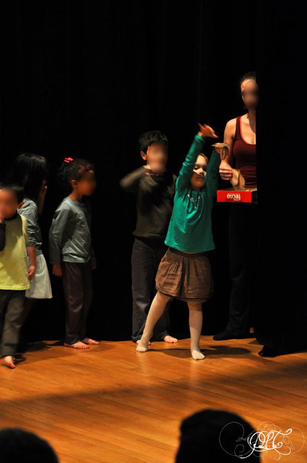 Prendre le temps - Premier spectacle de danse et de musique de Titechérie 13