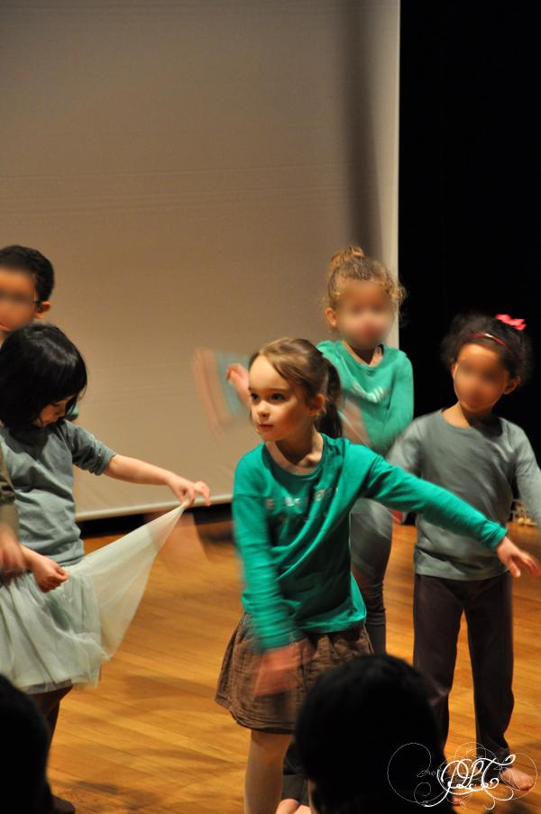 Prendre le temps - Premier spectacle de danse et de musique de Titechérie 04