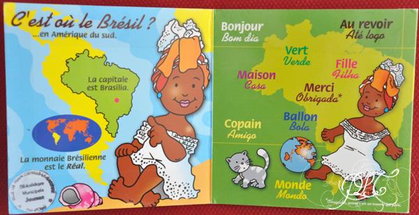 Prendre le temps - Voyageons Ludique - Brésil - Livre - Eliana, la Brésilienne