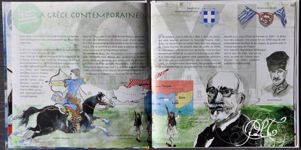 Prendre le temps - Voyageons Ludique - Grèce - Livres - La Grèce
